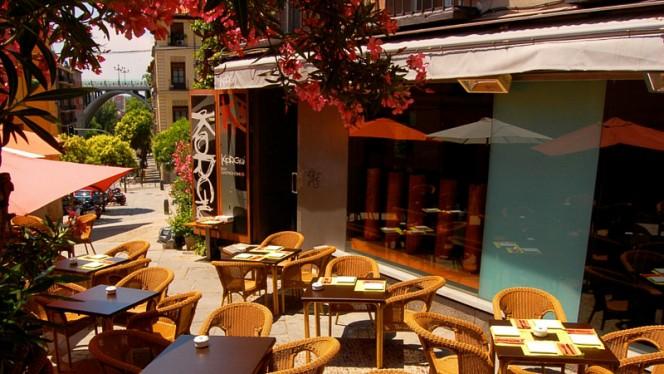 Terraza - Korgui - Korgui Bar Gastronomico, Madrid