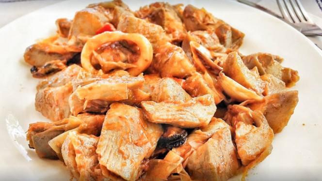 Sugerencia del chef - Rincón del Angel, Barcelona