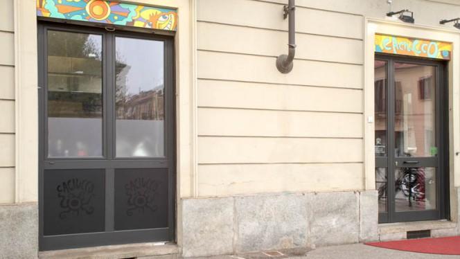 Entrata - Caciucco, Turin