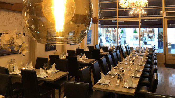 Restaurant - Amier, Den Haag