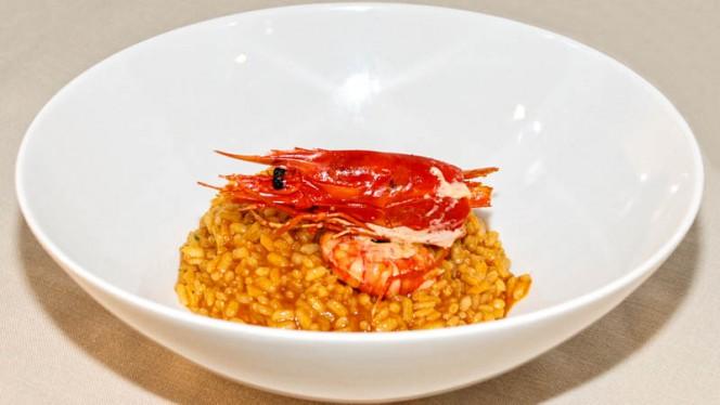 Sugerencia del chef - La Elegida, Madrid