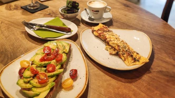 Sugerencia de plato - Molinet Cafe Antic, Barcelona