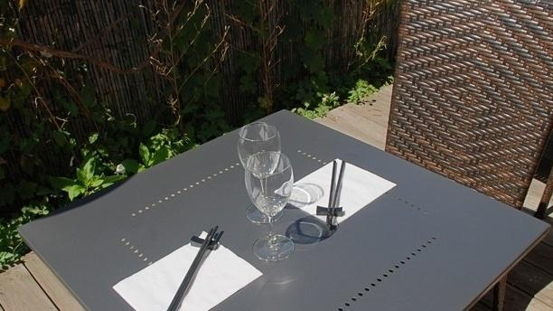 Table dressée - Bomi, Toulouse
