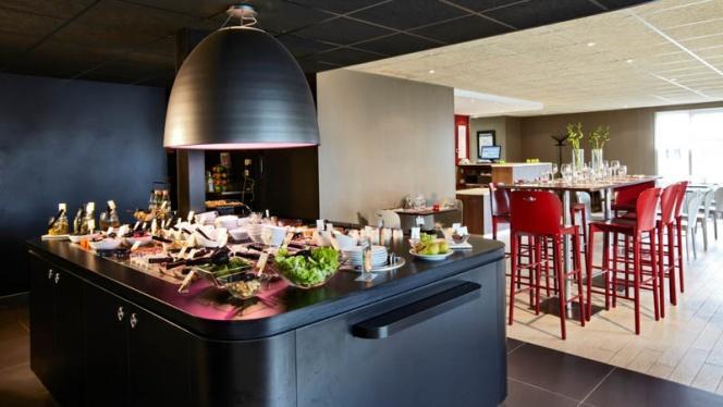 Salle et buffets - Campanile Strasbourg Ouest - Hautepierre, Strasbourg