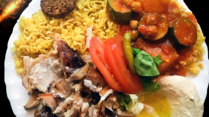 Suggerenza del chef - Le Roi Specialità Orientali libanesi, Rome