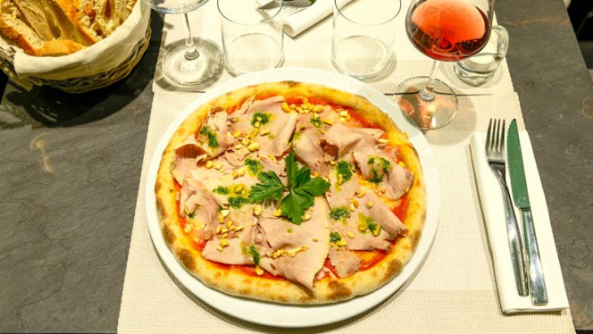 Suggerimento dello chef - Bricks Pop Tapas e Pizza, Torino