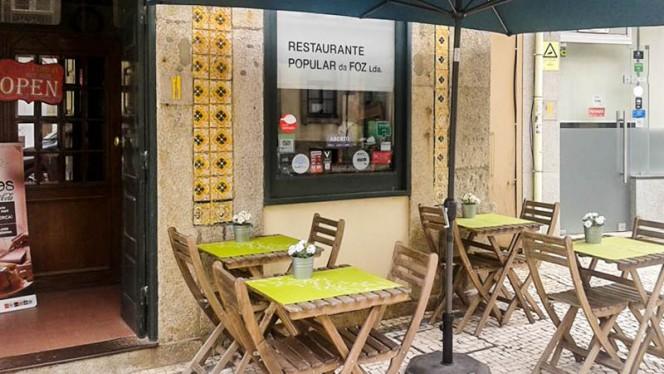 Esplanada - Popular da Foz, Porto
