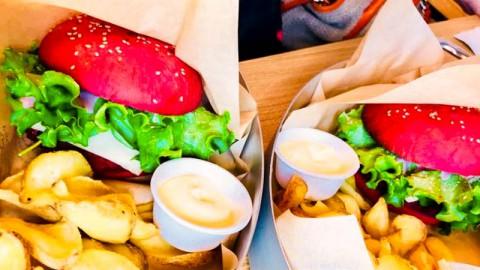 Vita Italian Burger Bligny, Milan