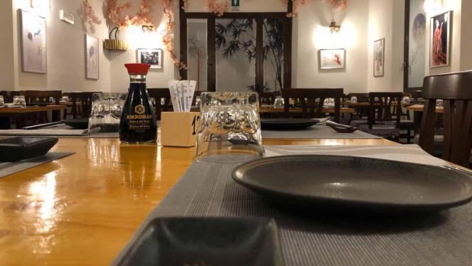 Sala - My Sushi House, Rimini