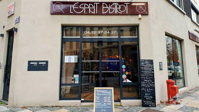 Entrée - L'Esprit Bistrot Garibaldi, Lyon