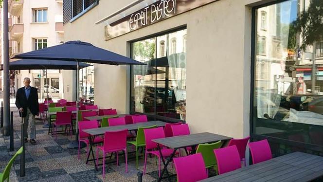 Terrasse - L'Esprit Bistrot Garibaldi, Lyon