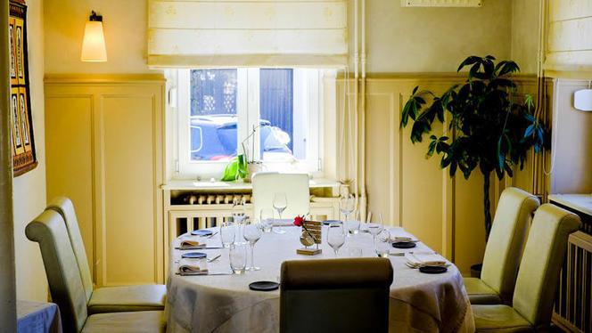 Table - Le Jardin Secret, La Wantzenau