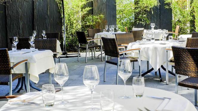 terrasse - Le Jardin Secret, La Wantzenau