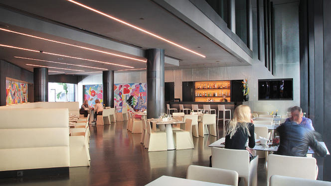 vista interior - Seventeen - Hotel Olivia Balmes, Barcelona