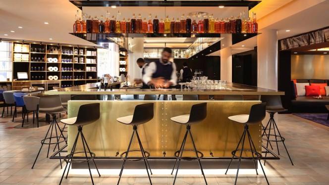 Bar - PRESSROOM, Amsterdam
