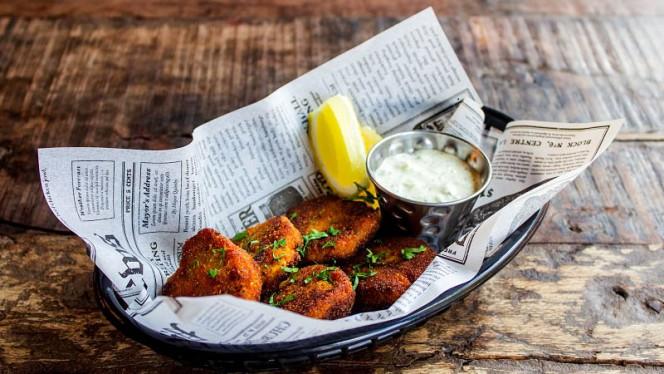 Suggestie van de chef - Mississippi Bar Kitchen, Amsterdam