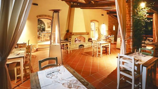 Vista sala - Agriturismo Mormoraia, San Gimignano