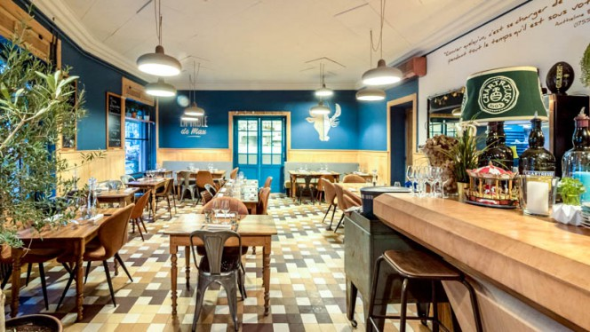 Vue de l'intérieur - La Table de Max, Lyon