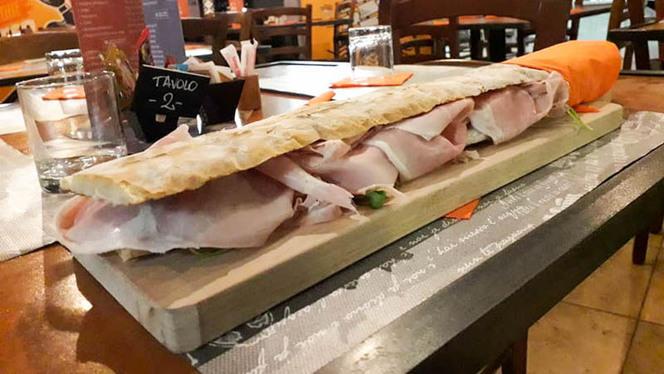 Suggerimento dello chef - Metronotte, Pavia