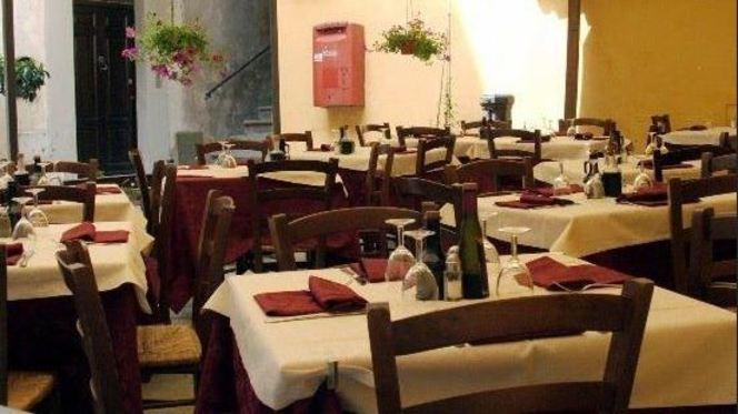 sala ristorante.JPG - Trattoria di Cagnano, Montepulciano