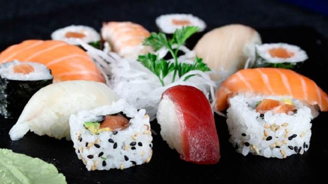 Nigiri e sushi - Miyama, Milan