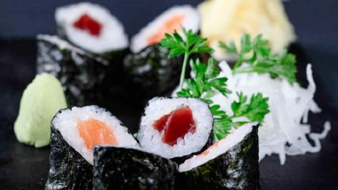 sushi - Miyama, Milan
