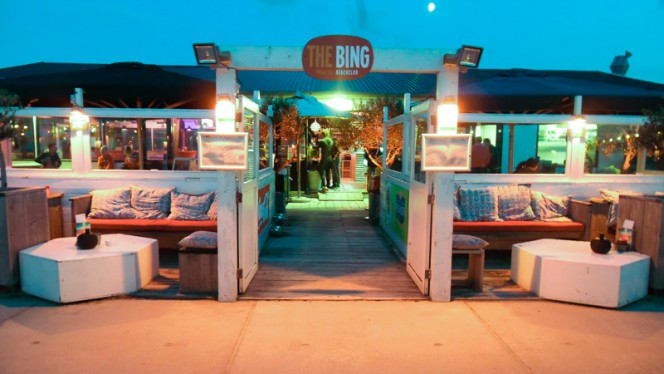 Beachclub The Bing In Hoek Van Holland Menu Openingstijden