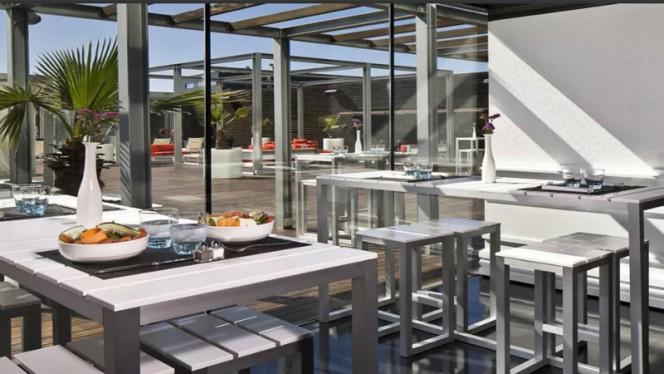 Le Pool - Hotel Meliá Barcelona Sky  1 - Le Pool - Meliá Barcelona Sky, Barcelona