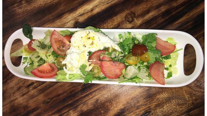 salade - À la Maison, Marseille