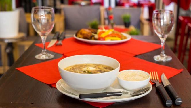 Suggestie van de chef - Brasserie Timmerhuis, Rotterdam