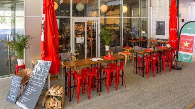 Terrasse - Brasserie Timmerhuis, Rotterdam