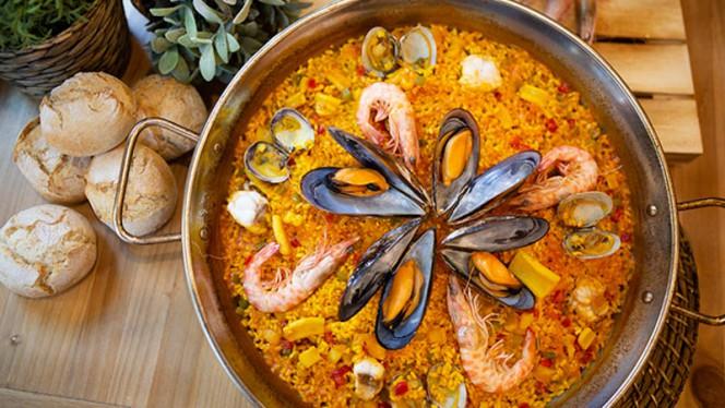 Sugerencia del chef - Mar y Tierra Montecarmelo, Madrid