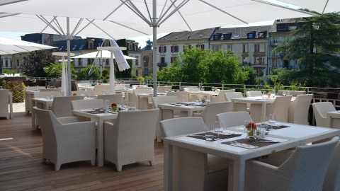 Restaurant La Rotonde - Casino, Neuchâtel