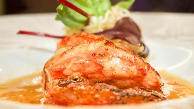 Crevettes Argentines, passion, piment Espelette - Crowne Plaza Euralille, Lille