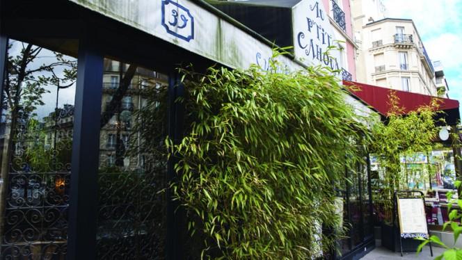 Entrée - Au P'tit Cahoua, Paris