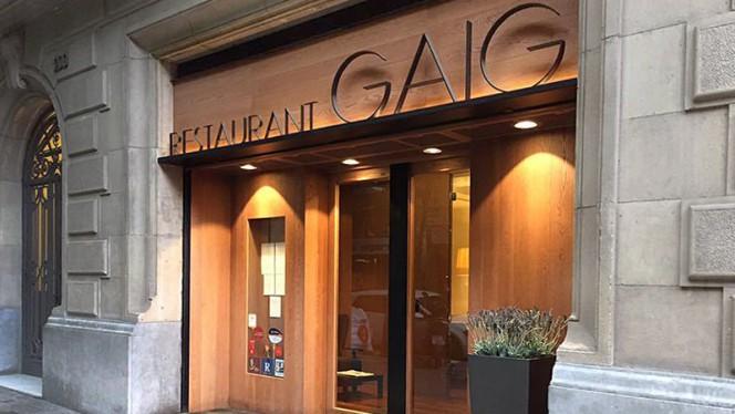 Gaig 10 - Gaig, Barcelona