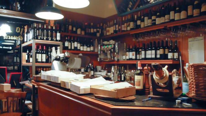 Il Bancone - Ostarie Vecjo Friul, Milano