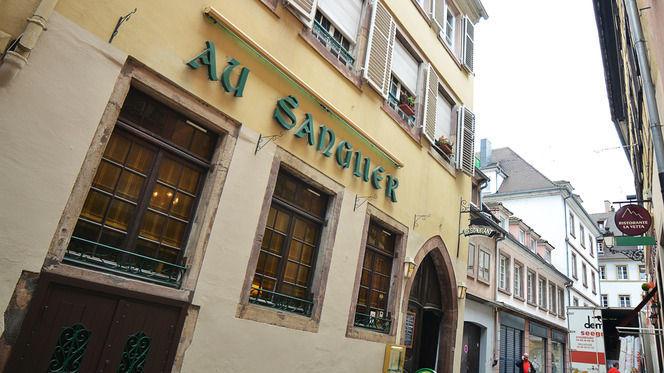 Bienvenue au restaurant le Sanglier - Au Sanglier, Strasbourg