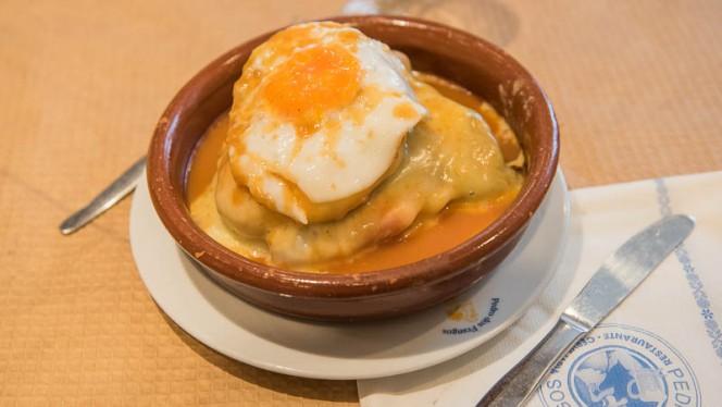 Sugestão prato - Pedro dos Frangos, Porto