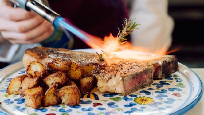 Sugerencia del chef - Bella's, Barcelona