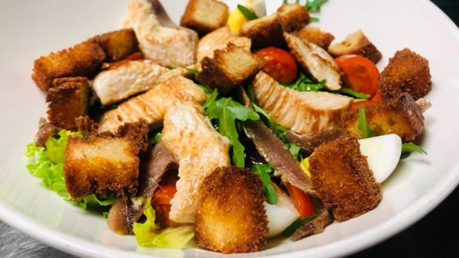 Suggestion de plat - Les Marronniers, Plan-les-Ouates
