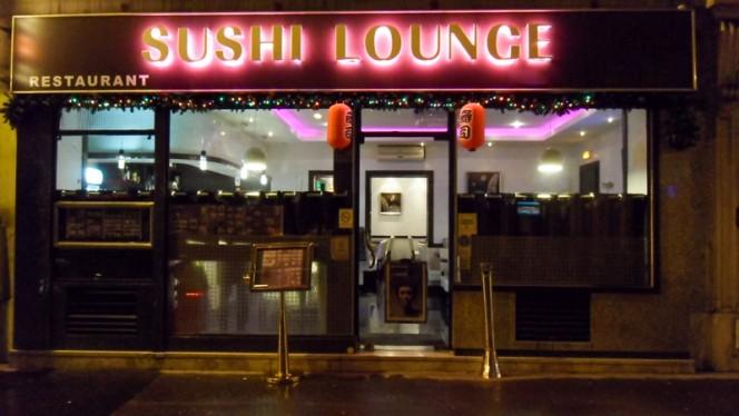 Devanture - Sushi Lounge, Paris