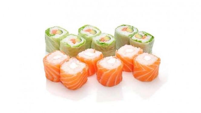 Plat - Sushi Lounge, Paris