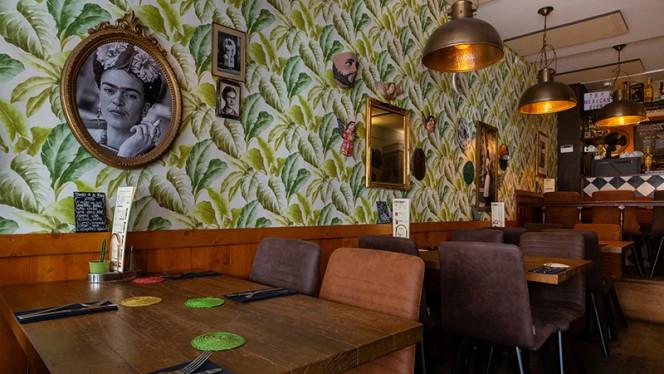 Het restaurant - KUA Mexican Kitchen, Den Haag