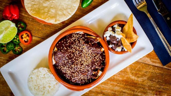 Suggestie van de chef - KUA Mexican Kitchen, Den Haag