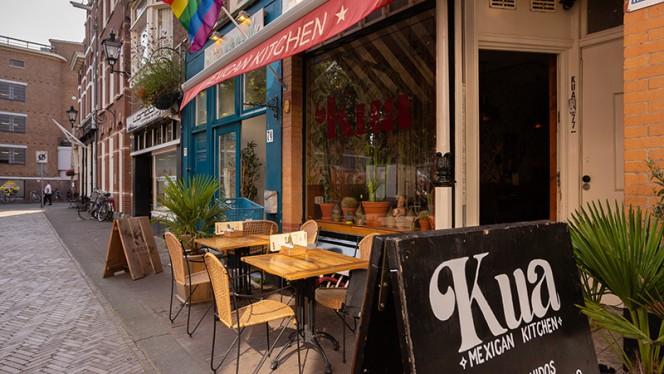 Terras - KUA Mexican Kitchen, Den Haag