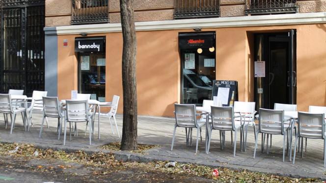 Bannaby 7 - Bannaby, Madrid