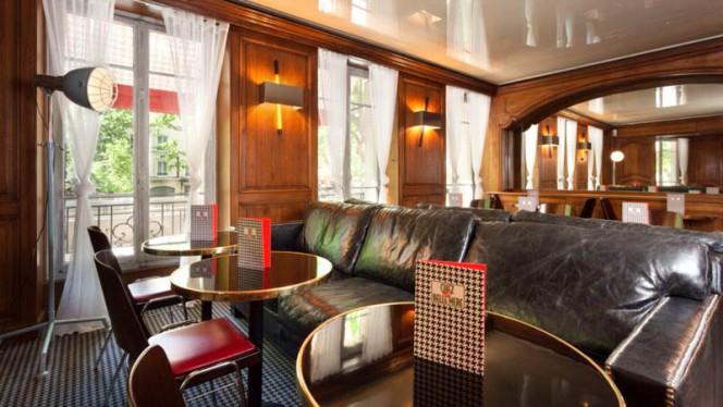 intérieur - Chez ma Belle-Mère, Paris