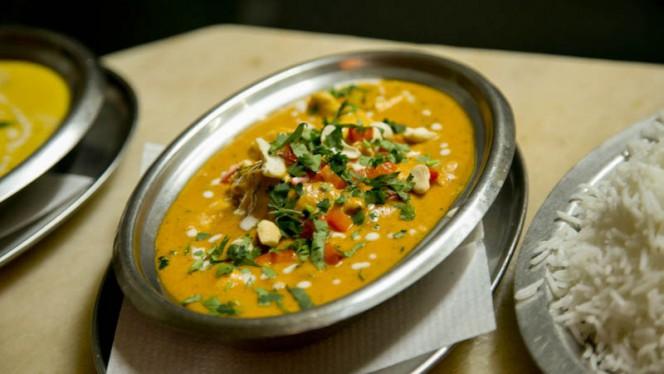 Sugestão do chef - Natraj Tandoori - Cascais, Cascais