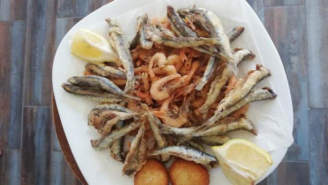 alici fritte - Avenue34, Anzio